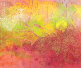 Wandering Colours and Light • Solo Exhibition of Nancy Chu Woo