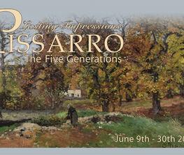 Lasting Impressions: Camille Pissarro- The Five Generations