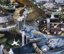 Garden of Unearthly Delights: Works by Ikeda, Tenmyouya &  teamLab