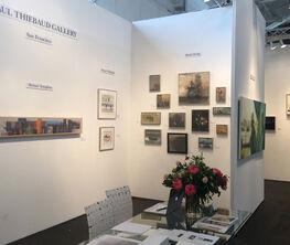 Paul Thiebaud Gallery at Art Market San Francisco 2017