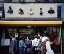 John Ahearn and Rigoberto Torres: Works from the 42nd Street Project, 1993