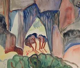 Dorothy Loeb: Fantasy to Abstraction