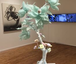 BEYOND THE BRUSH / Winter Group Show