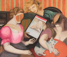 ZOHAR FRAIMAN - SHOW ME YOUR SHEROES, curated by GLORIA AINO GRZYWATZ