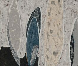 """Solo exhibition of Yana Petkova, """"Shores and Rocks"""""""