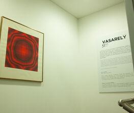 Victor Vasarely - 51 steps: an upward exhibition