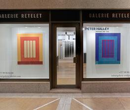 Peter HALLEY : Paintings 2000 - 2018