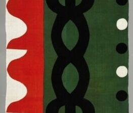 The Dance of Forms - Textiles by Samiro Yunoki
