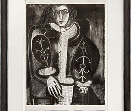 Picasso: 50 Years of Printmaking