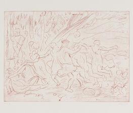 Leon Kossoff: Drawn From Revelry