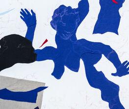 Oliver Lee Jackson: Untitled Original