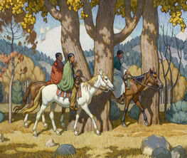 """Tim Solliday's """"Colors of the West"""""""