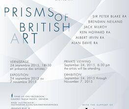 Prisms Of British Art