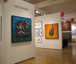 DECORAZONgallery at Affordable Art Fair New York Fall 2016