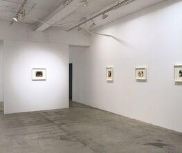 """Michael Toenges, """"Paintings on Paper 1995-2019"""""""