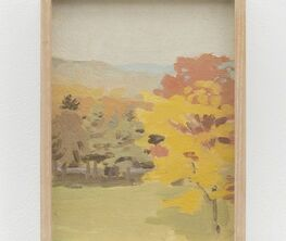 Fairfield Porter, Amherst and Other Places
