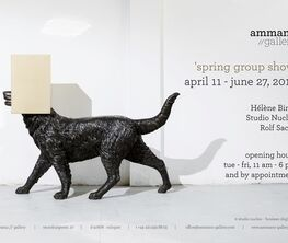 'spring group show'