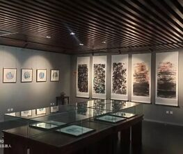 Recluse of the Bamboo Forest: ISBN Oriental Painting Invitation Exhibition