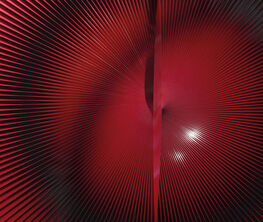 Red Celebrating Chinese New Year : Abstract Exhibition