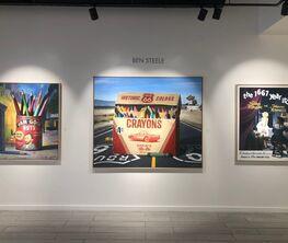 Ben Steele New Exhibition