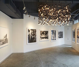 NGANGK KOORT BOODJA / MOTHER HEART LAND (in collaboration with Guy Hepner Gallery, Los Angeles, USA)