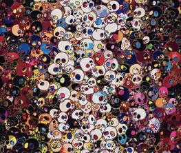 Takashi Murakami: Skulls