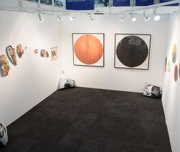 Joanna Bryant & Julian Page at London Art Fair 2018