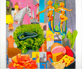 Make It Easy on Yourself: New Work by Naya Bricher
