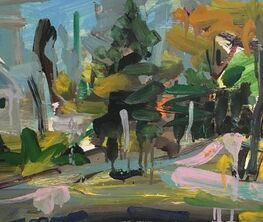 Jon Imber: There and Then - Paintings, 2002-2012
