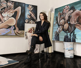 Inside Me: Alina Zamanova