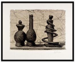 William Kentridge, Making Prints: Selected Editions 1998-2021