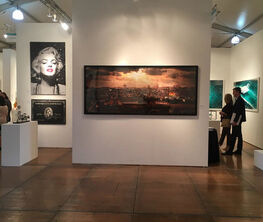 Oliver Cole Gallery at Art Boca Raton 2018