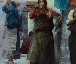 Huihan Liu: Journeys to Tibet