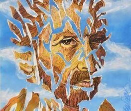 Ode to Van Gogh by Nowart (Arnaud Rabier)