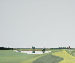 From minimalist landscape to hyperrealism
