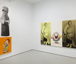 Ericka Beckman / Julia Wachtel : Work from the 1980s