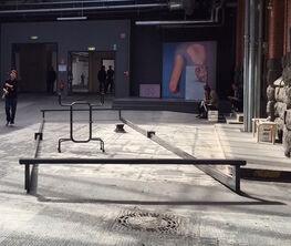 Klemm's at abc art berlin contemporary 2015