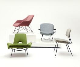 Carlo Hauner, Martin Eisler and the Brazilian Modern Furniture