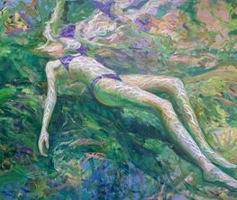 Underwater Art With Isabel Emrich