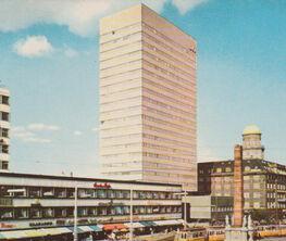 Arne Jacobsen & The SAS Royal Hotel, Copenhagen