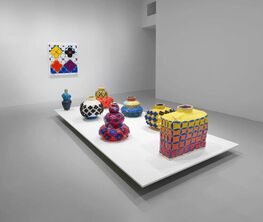 Judy Ledgerwood: New Ceramics
