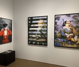 Oliver Cole Gallery at Palm Beach Modern + Contemporary 2020