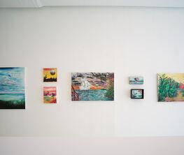 Fluid in Silence - A Khotan Fernandez Solo Exhibition