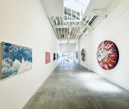 Xavier Deshoulières & Yassine Mekhnache - Duo Exhibition