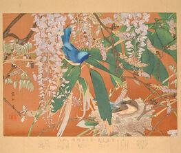 Rakusan's Flowers and Birds
