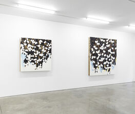 Donald Sultan: Mimosa, Paintings and Drawings