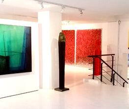 Galeria Baobab at Art Toronto 2015