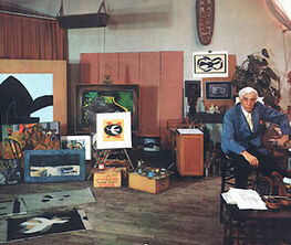 Georges Braque and the bird motif