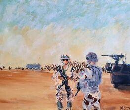 """Malian Pastorale"" by Karl-Erik Talvet"