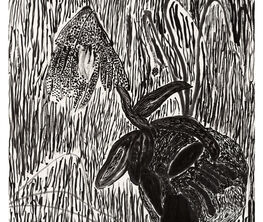 Matthew Wong: Footprints in the Wind, Ink Drawings 2013 - 2017